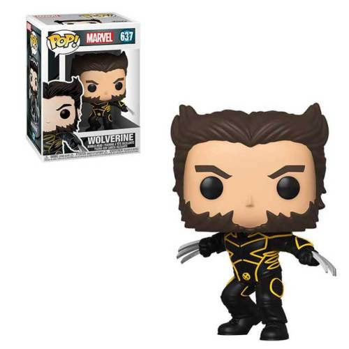 Funko Pop Wolverine Marvel 637