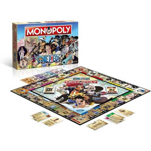 Monopoly One Piece Italiano