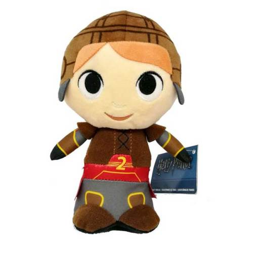 Peluche Ron Weasley Quidditch 20cm Harry Potter Funko