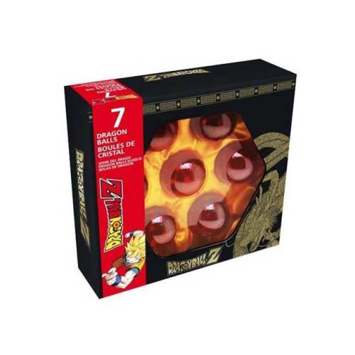 Collector Box Dragon Balls Sfere del Drago