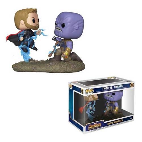 Thor vs Thanos Funko POP Movie Moments Marvel 707