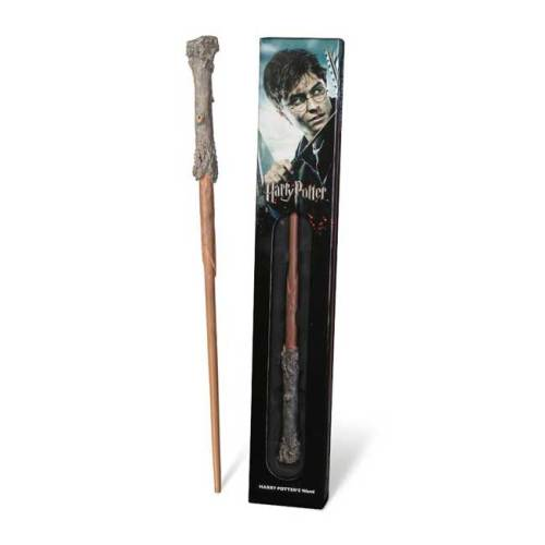 Bacchetta Harry Potter Official Collector Wand Noble Collection
