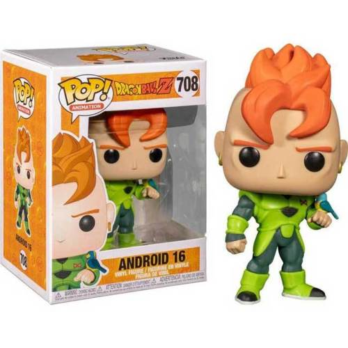 Funko POP Android 16 Dragonball Z 708