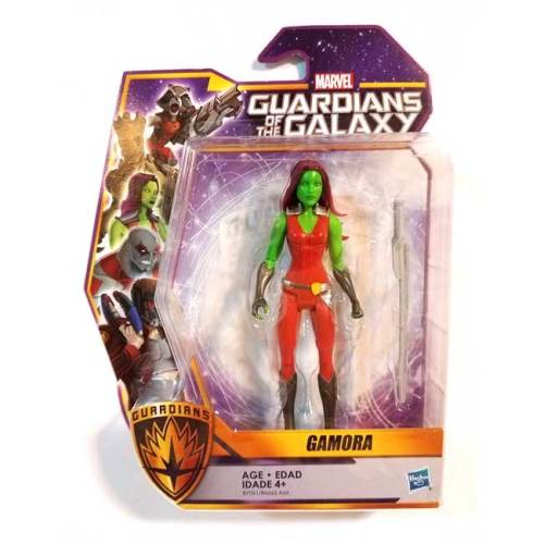 Guardians of the Galaxy Marvel Action Figure Gamora