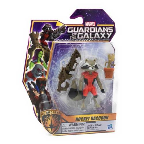 Guardians of the Galaxy Marvel Action Figure Rocket Raccoon