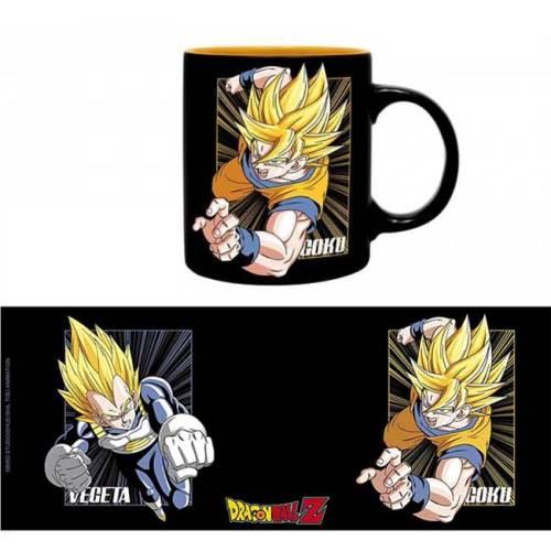 Tazza Goku e Vegeta Dragon Ball 320ml