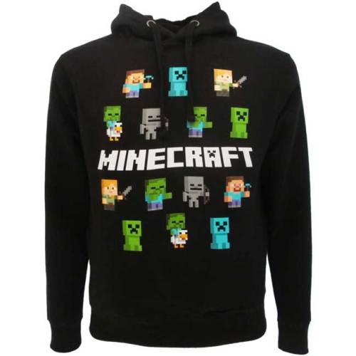 Felpa Minecraft