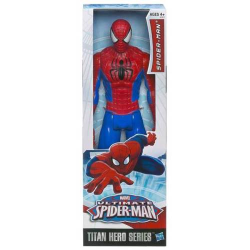Marvel Titan Hero Action Figure Ultimate Spider-Man 30 cm
