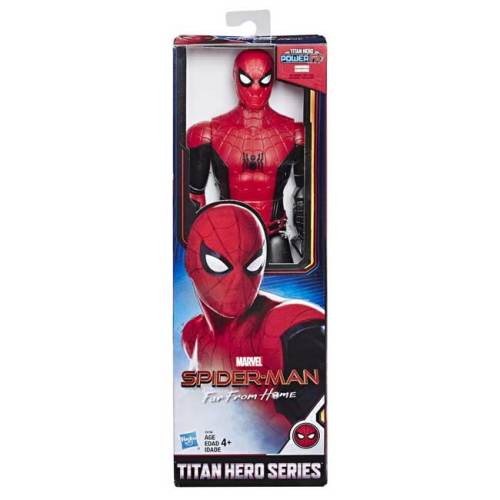 Spider-Man Far From Home Titan Hero Action Figure 30 cm
