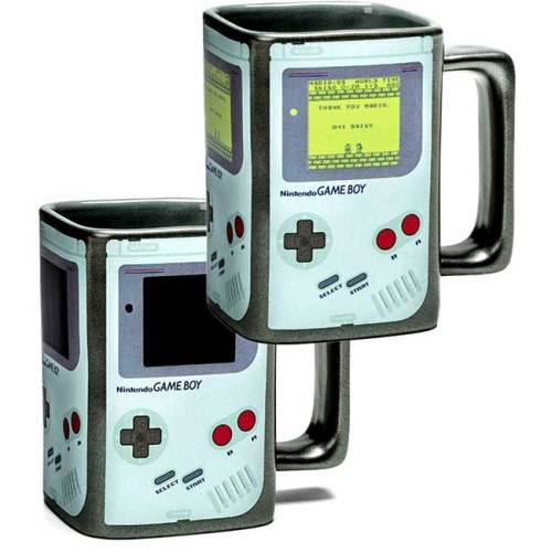 Tazza Termica Game Boy Nintendo