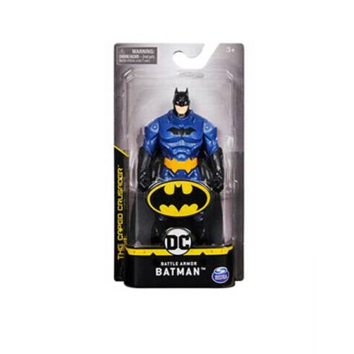 Batman Battle Armor Creature Caos 15 cm