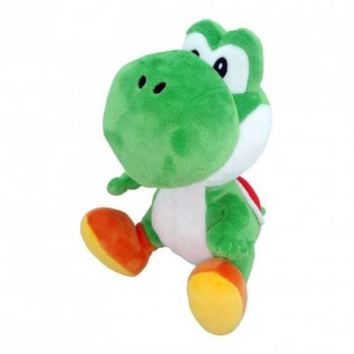 Peluche Yoshi 20cm Super Mario