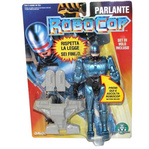 Robocop Parlante Giochi Preziosi Vintage