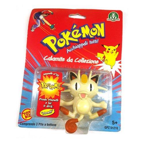 Calamita collezionabile Sonora Pokemon