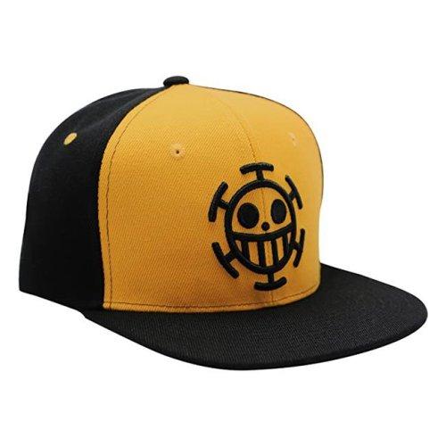 Cappello con visiera Giallo e nero Trafalgar