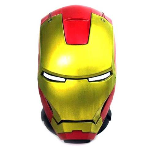 Casco Iron Man Helmet Money Bank Salvadanaio