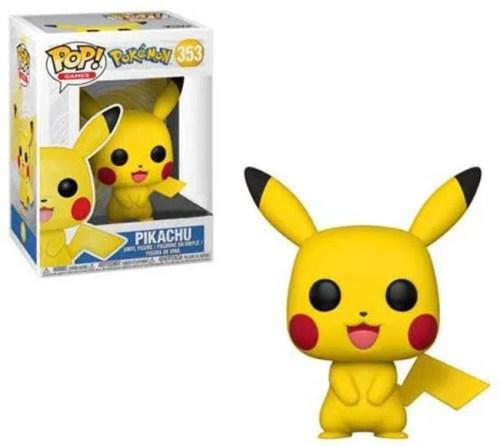 Funko Pop Pikachu 353 Pokemon