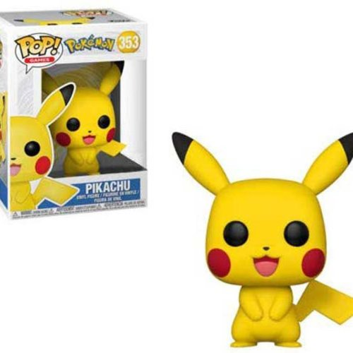 Funko Pop Pikachu 353 Pokemon
