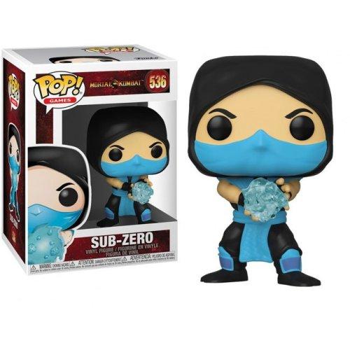 Funko Pop Sub zero 536 Mortal Kombat