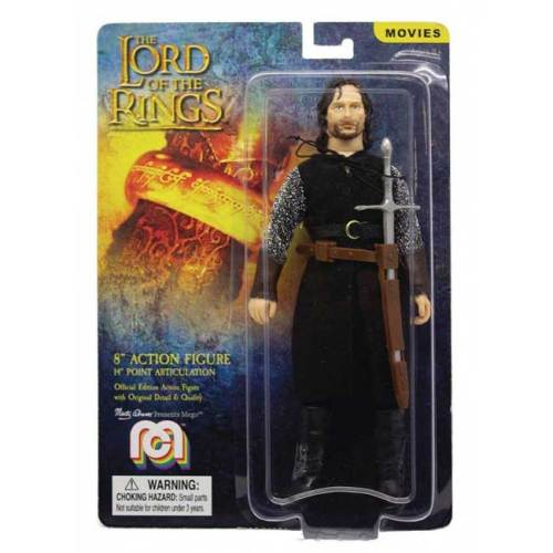 Lord of Rings Action Figure Aragon 20 cm