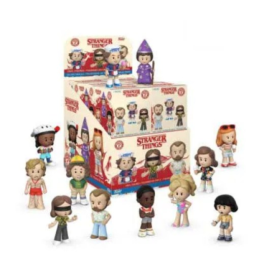 Mystery Minis Funko Stranger Things