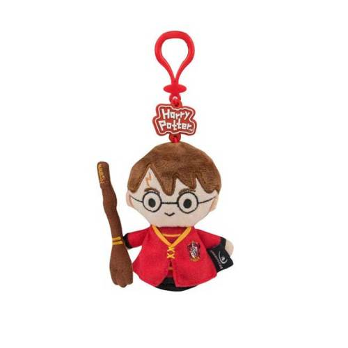 Peluche Harry Potter 10 cm Vestito quidditch