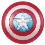 Scudo Captain America replica in plastica adulto diametro 60 cm