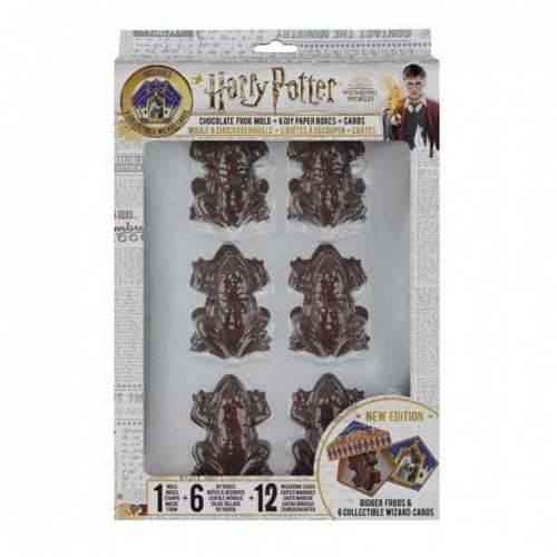 Stampo Cioccorana con 6 scatole confezione + 12 carte mago