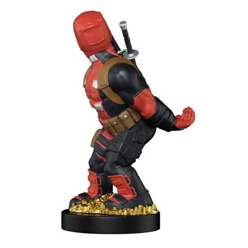 Supporto controller Marvel Deadpool figura intera 20 cm