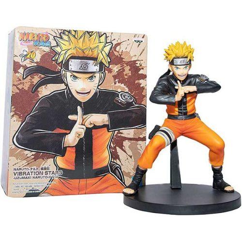 Figure Naruto Shippuden Vibration Star Naruto Uzumaki Banpresto