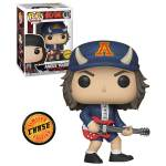 Funko Pop Angus Young AC DC 91 Chase