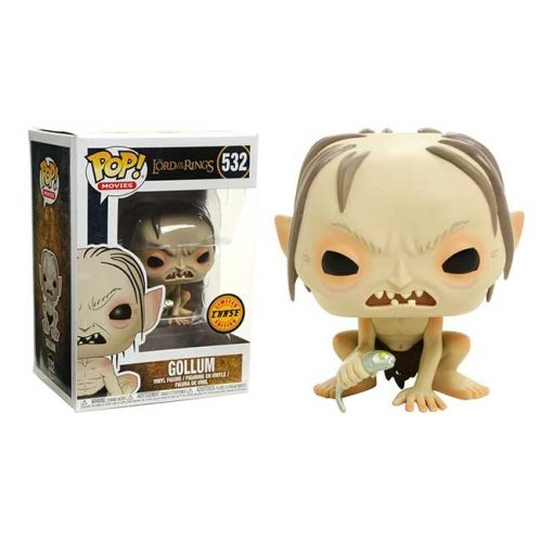 Funko Pop Gollum The Lord of The Rings 532 Chase