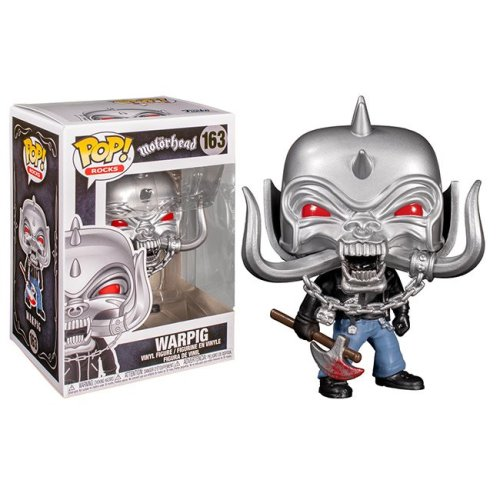 Funko Pop Warpig 163 Motorhead