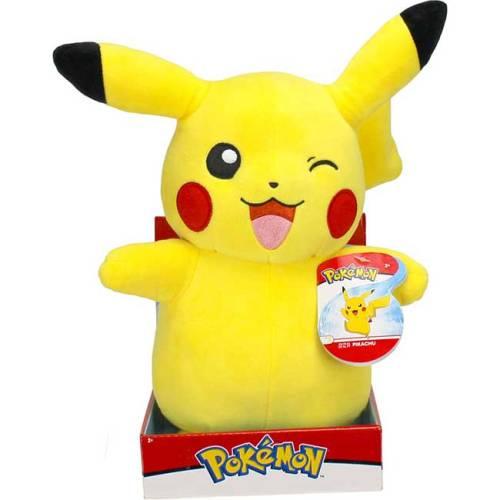 Peluche Pikachu Pokemon 30 cm