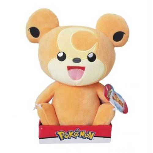 Peluche Teddiursa Pokemon 30 cm