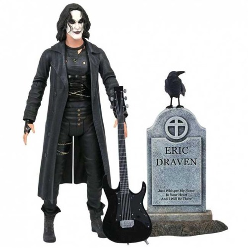 Action Figure Deluxe The Crow Diamond Select Toys