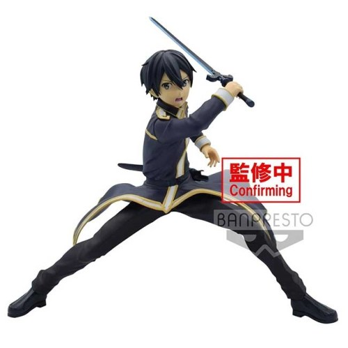 Figure Kirito Sword Art Online Banpresto