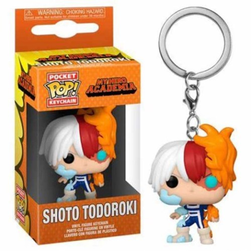 Funko Pocket Pop Keychain Shoto Todoroki My Hero Academia