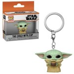 Funko Pocket Pop Keychain The Child With Cup Star Wars