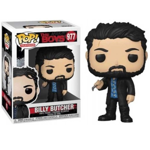 Funko Pop Billy Butcher The Boys 977