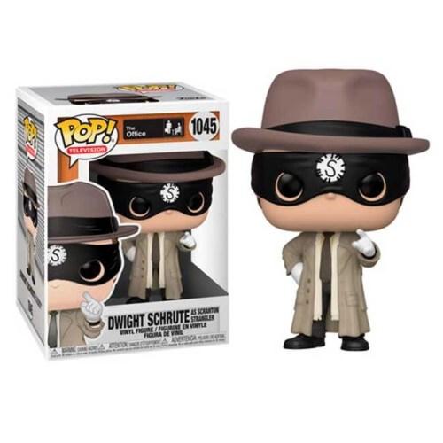 Funko Pop Dwight Schrutle as Scranton Strangler