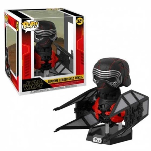 Funko Pop Supreme Leader Kylo Ren 321 Star Wars episode lX