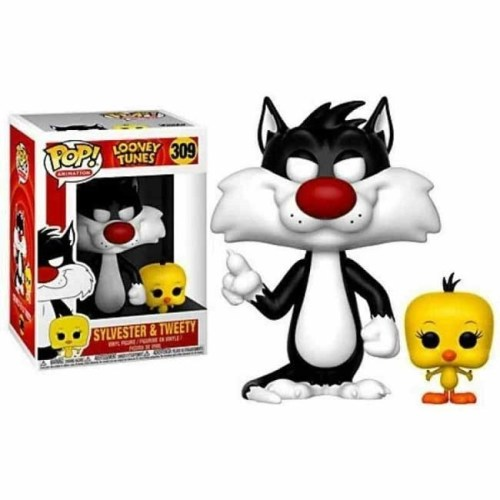 Funko Pop Sylvester Tweety Looney Tones 309