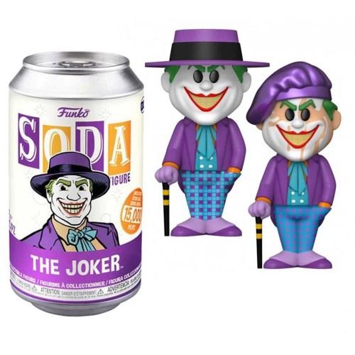 Funko Soda Joker con chase 1 su 6 limited edition