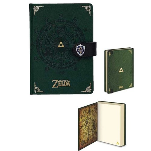 Notebook A5 Premium The Legend of Zelda