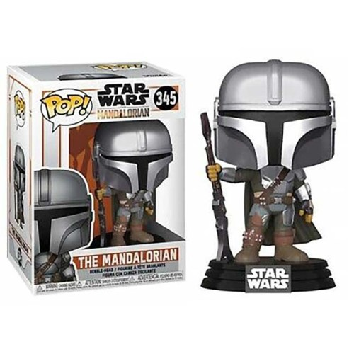 Funko POP the Mandalorian 345 Star Wars