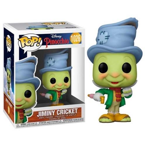 Funko Pop Jiminy Cricket Pinocchio Disney 1026