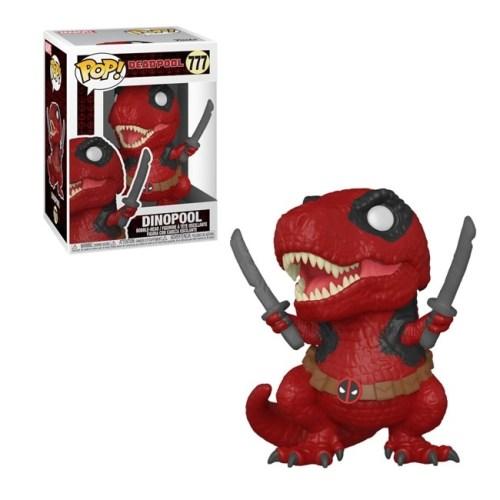 Funko POP Dinopool 777 Deadpool