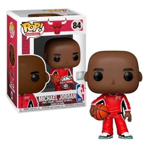 Funko POP Michal Jordan 84 NBA Chicago Bulls Tuta Special Edition
