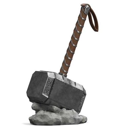 Salvadanaio 3D Martello di Thor